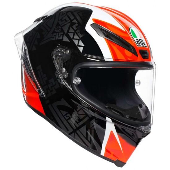 AGV Corsa R Multi Casanova Black Red Green Full Face Helmet