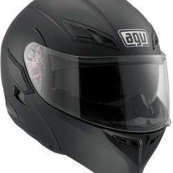 AGV Compact ST Matt Black Solid Helmet