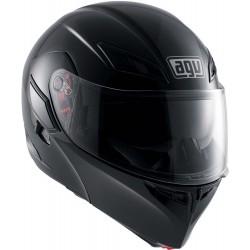 AGV Compact ST Black Solid Helmet