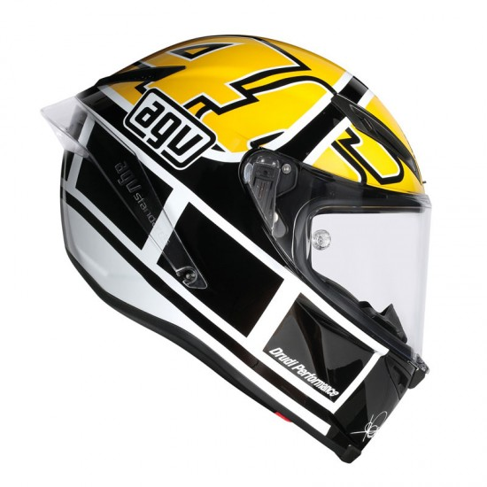 AGV Corsa R Rossi Goodwood Top Helmet