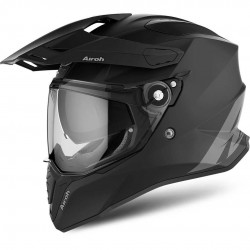 Airoh Commander Color Black Matt Dual Sport Helmet