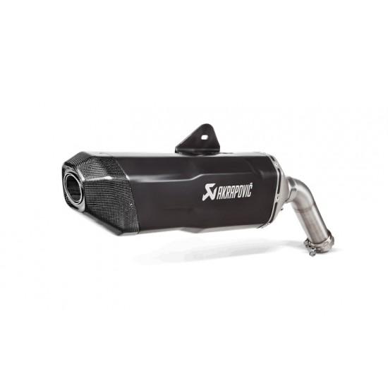 Akrapovic Slip-On Line Titanium BMW F 750 GS / F 850 GS MPN # S-B8SO8-HFBFCTBL