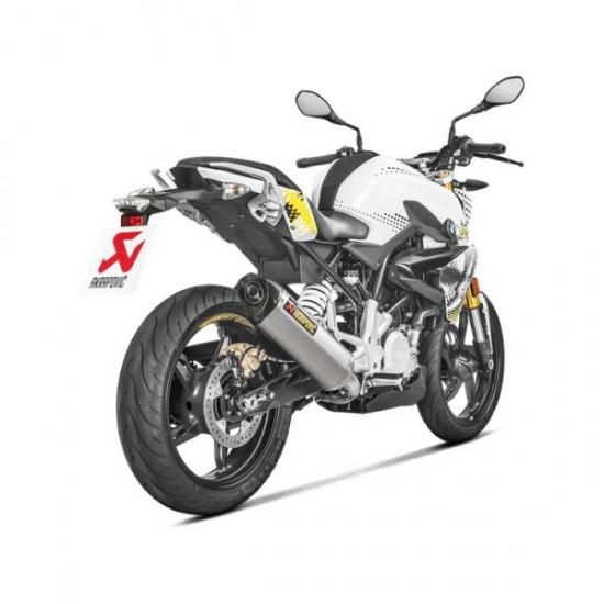 Akrapovic Racing Line (SS) BMW G 310 R / G 310 GS MPN # S-B3R1-HRSS/1