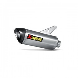 Akrapovic Slip-On Line (Titanium) Ducati Monster 821 MPN - S-D8SO2-HRT
