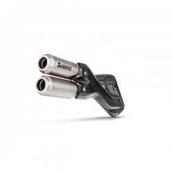 Akrapovic Slip-On Line (Titanium) Ducati Multistrada 950 / 1200 Enduro MPN - S-D9SO10-HIFFT