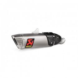 Akrapovic Slip-On Line (Titanium) Honda CB1000RR MPN - S-H10SO17-HAPXLT/1