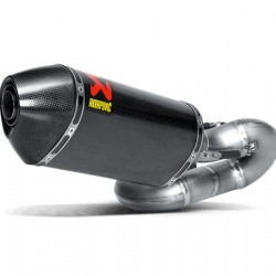 Akrapovic Slip-On Line (Carbon) Honda CBR1000RR MPN - S-H10SO14T-HTC