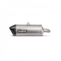 Akrapovic Slip-On Line (Titanium) Suzuki V-Strom 1000 MPN - S-S10SO14-HAFT