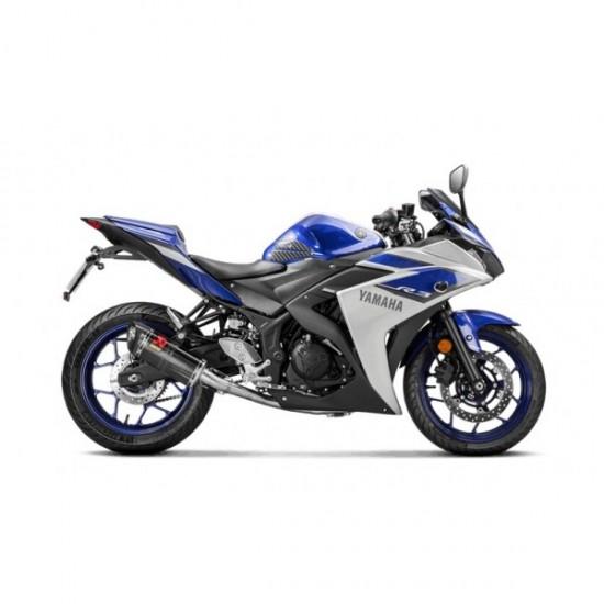 Akrapovic Racing Line (Carbon) Yamaha YZF-R3 MPN - S-Y3R1-APC