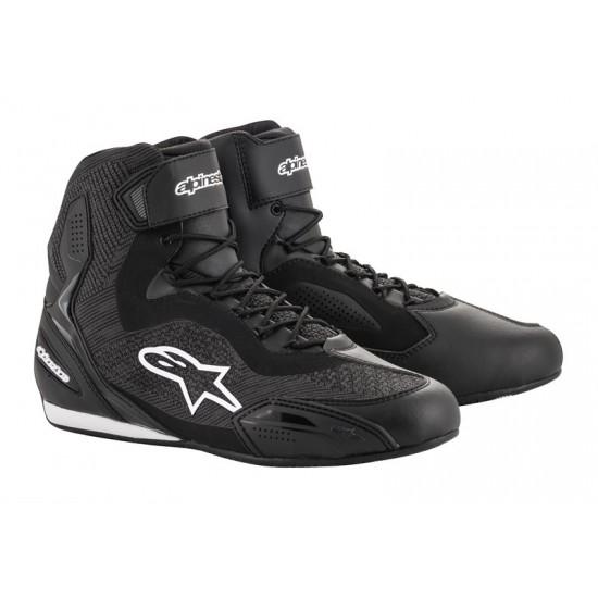 Alpinestars Faster-3 Rideknit Shoes - Black