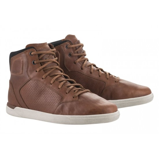 Alpinestars J Cult Drystar Shoes - Brown