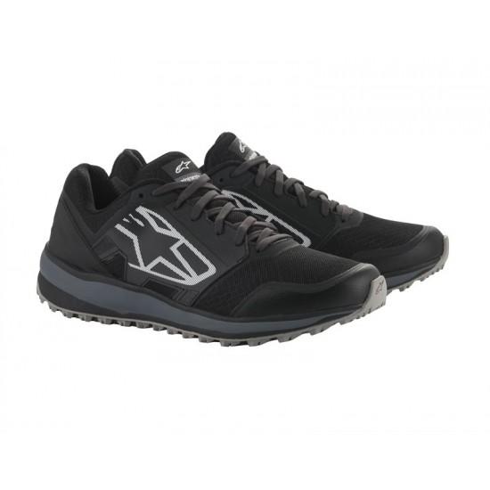 Alpinestars Meta Trail Shoes - Black Dark Gray