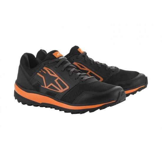 Alpinestars Meta Trail Shoes - Black Orange