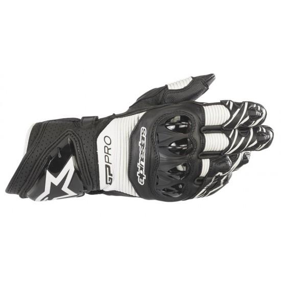 Alpinestars GP Pro R3 Gloves - Black White