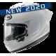 Arai RX-7V Racing White Full Face Helmet