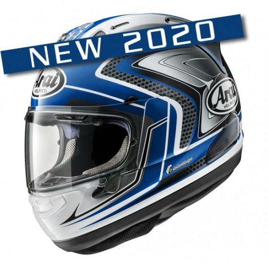 Arai RX-7V Sword Blue Full Face Helmet