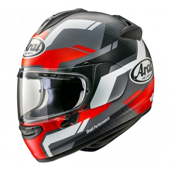 Arai Chaser-X Cliff Black Matt Full Face Helmet
