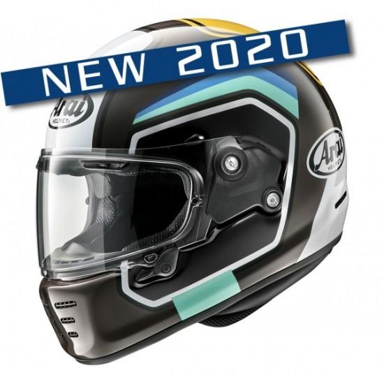 Arai Concept-X Number Brown Full Face Helmet