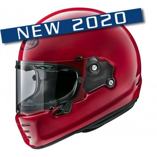 Arai Concept-X Sports Red Full Face Helmet