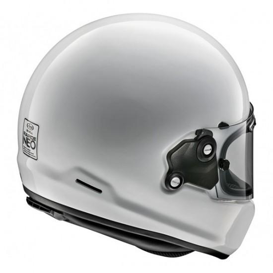 Arai Concept-X White Full Face Helmet