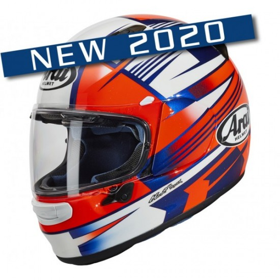 Arai Profile-V Rock Blue Full Face Helmet