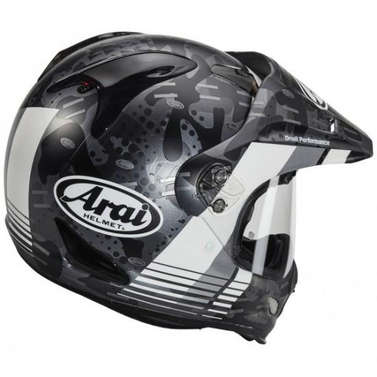 Arai Tour-X4 Cover White Full Face Helmet