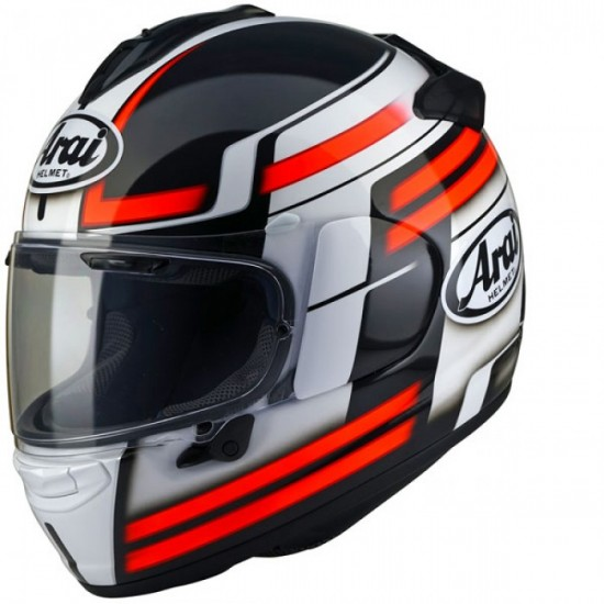 Arai Chaser-X Competition Red Full Face Helmet