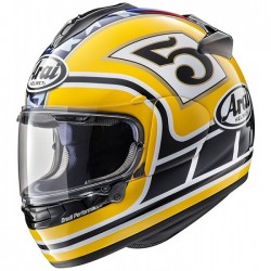 Arai Chaser-X Edwards Legend Yellow Full Face Helmet