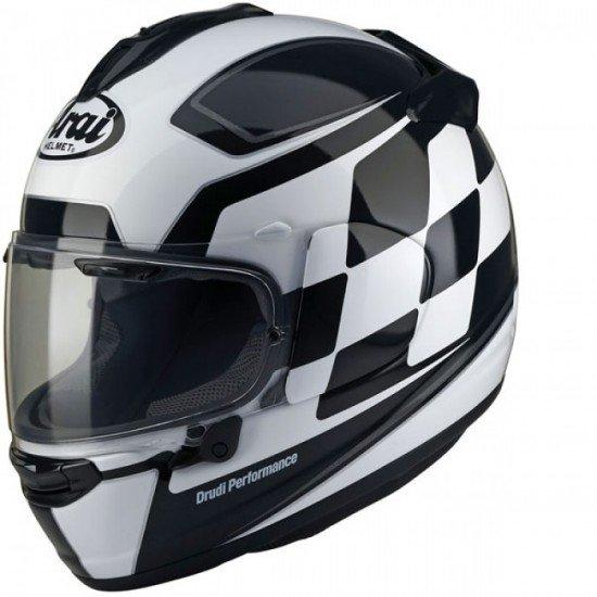 Arai Chaser-X Finish White  Full Face Helmet