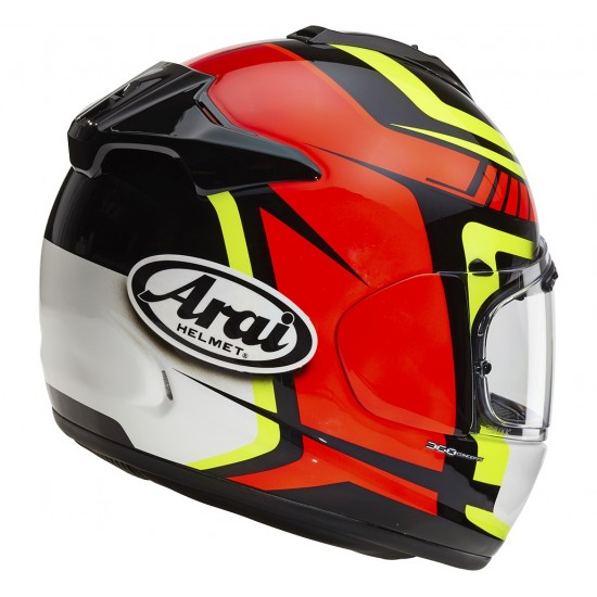 Arai Chaser-X Pace Red Full Face Helmet