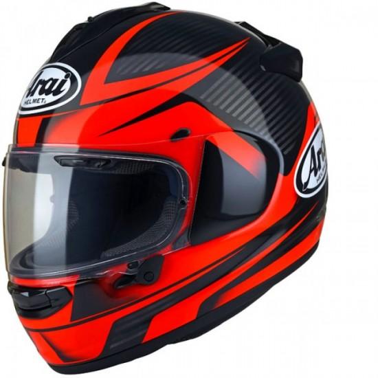 Arai Chaser-X Tough Red Full Face Helmet