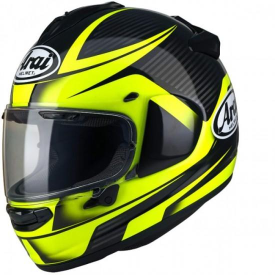 Arai Chaser-X Tough Yellow Full Face Helmet