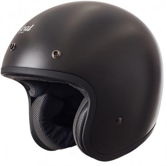 Arai Freeway-Classic Frost Black Open Face Helmet