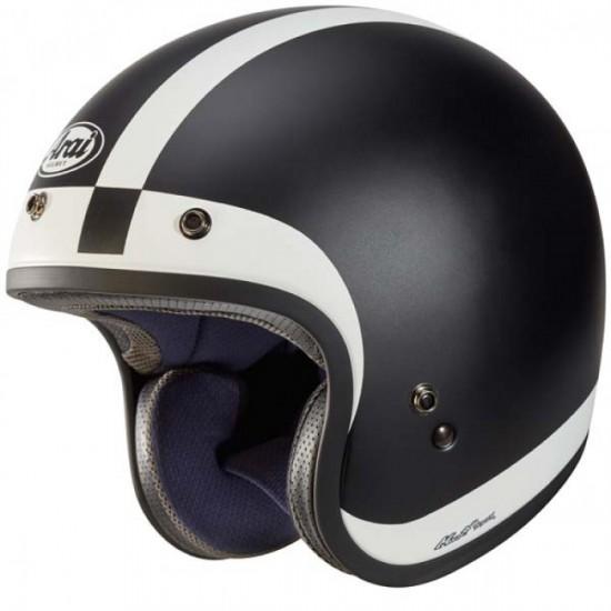 Arai Freeway-Classic Halo Black Open Face Helmet