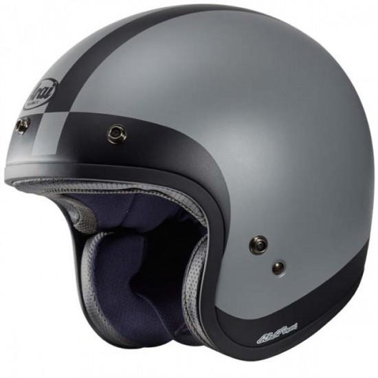 Arai Freeway-Classic Halo Grey Open Face Helmet