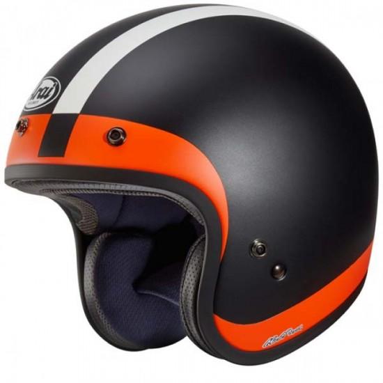 Arai Freeway-Classic Halo Orange Open Face Helmet
