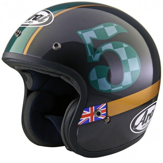 Arai Freeway-Classic Union Open Face Helmet