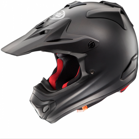 Arai MX-V Frost Black Off Road Helmet