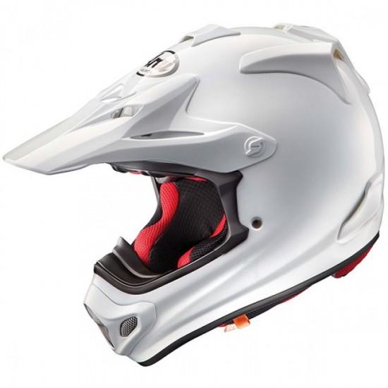 Arai MX-V White Off Road Helmet