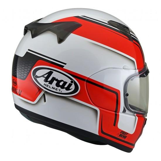 Arai Profile-V Bend Red Full Face Helmet