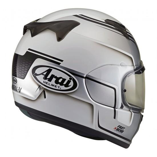 Arai Profile-V Bend White Full Face Helmet