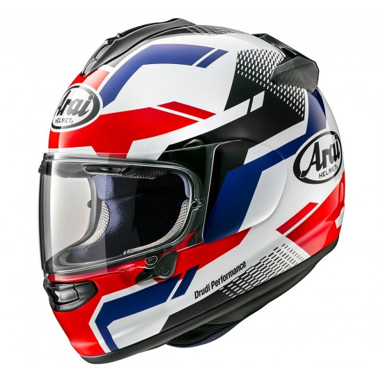 Arai Chaser-X Cliff White Full Face Helmet