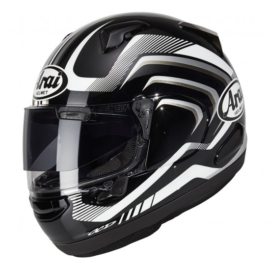 Arai QV-Pro Carve Black Full Face Helmet