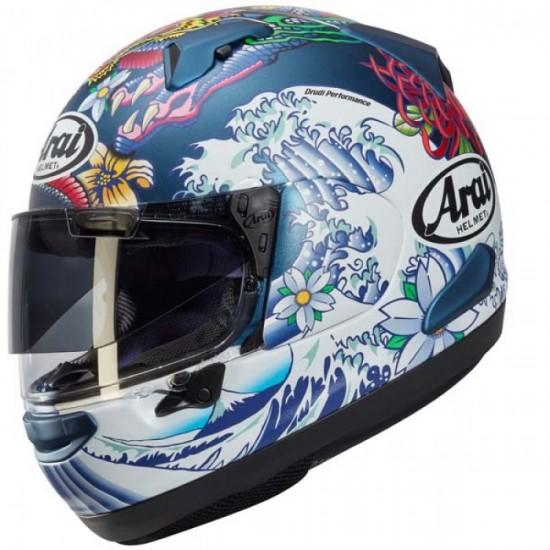 Arai QV-PRO Oriental Full Face Helmet