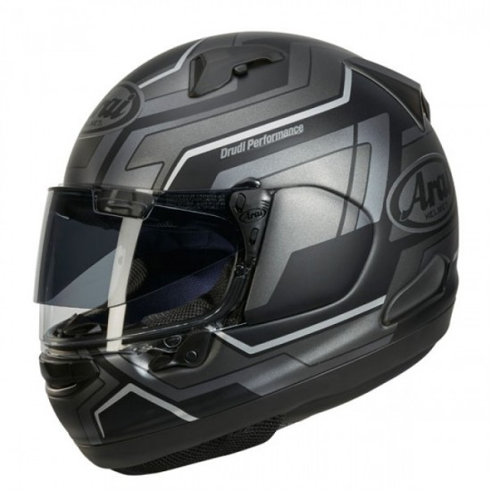 Arai QV-PRO Place Black Full Face Helmet