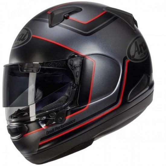 Arai QV-PRO Triple Black Full Face Helmet