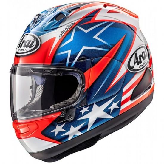 Arai RX-7V Hayden WSBK Full Face Helmet