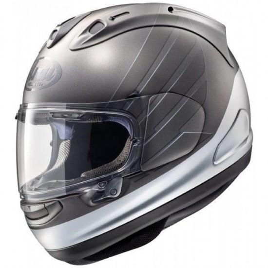 Arai RX-7V Honda CB Grey Full Face Helmet