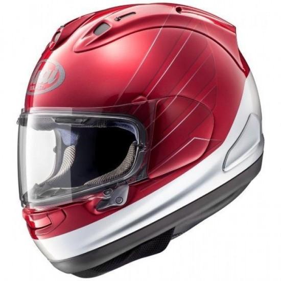 Arai RX-7V Honda CB Red Full Face Helmet