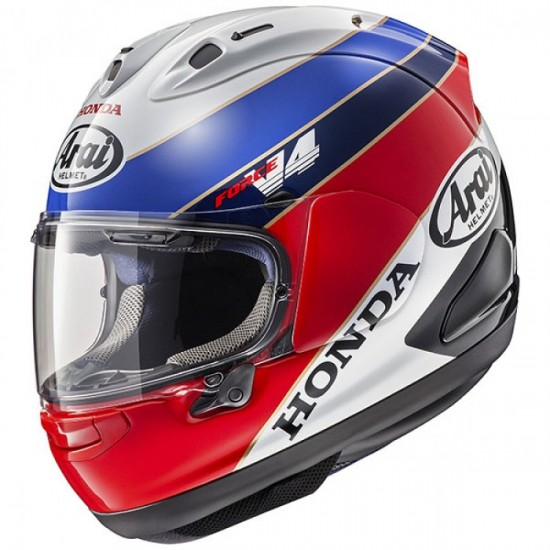 Arai RX-7V Honda RC30 Full Face Helmet